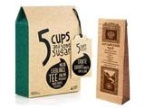 Бумажные пакеты для чая и кофе