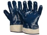 Перчатки  ХБ с нитриловымпокрытием, маслобензостойкие (МБС)