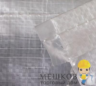 Мешок ПП, тип МТ I, 80гр/м2, УФ  прозрачный по центру